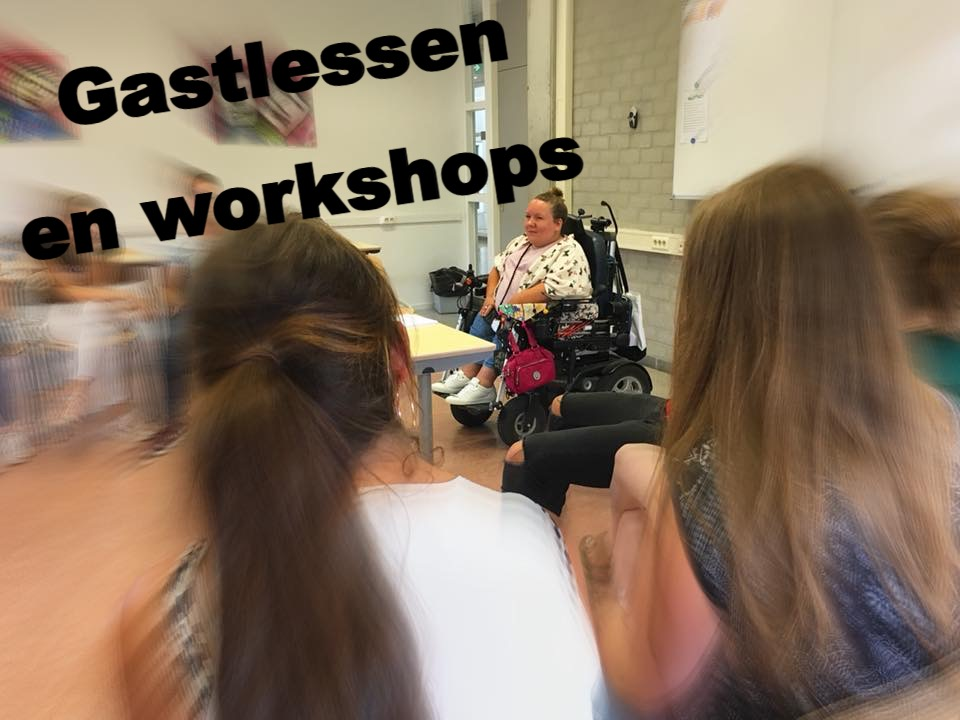 Gastlessen en workshops groot